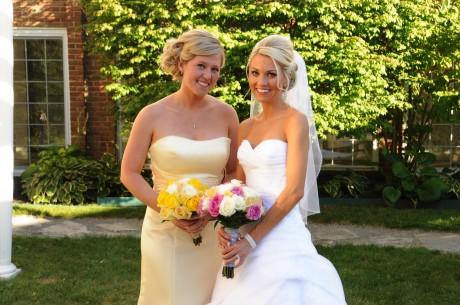 Наряд подружки невесты для свадьбы