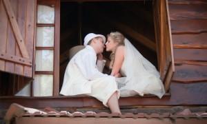 Постановочная видеосъемка Love Story