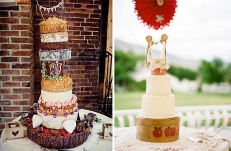 Начинка для свадебного торта в 2012