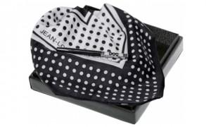 Шейный шелковый платок от J.L. Scherrer