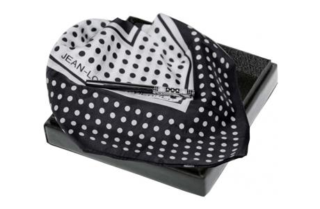 Шейный платок для жениха от J.L. Scherrer