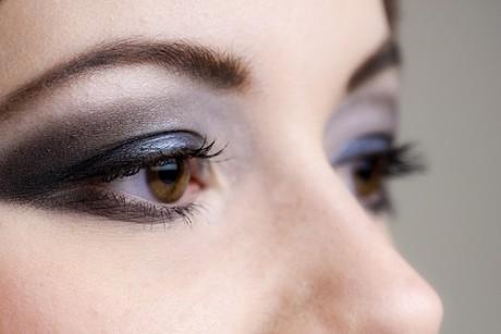 Свадебный макияж - выражаем глаза
