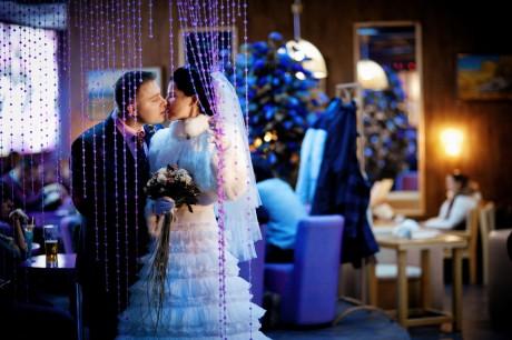 Зимняя свадебная фотосессия: ищем альтернативу
