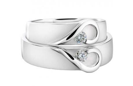 Оформление свадьбы - серебро