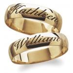 Их имена - их обручальные кольца