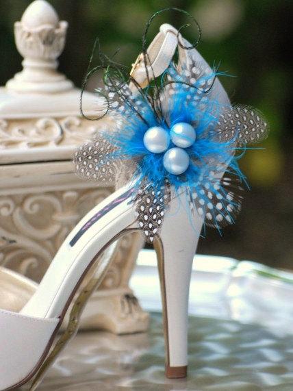 Туфлю на свадьбу своими руками