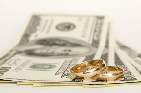 Свадебный бюджет - финансовые обязанности