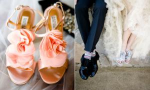 Обувь: идеи для фотоальбома