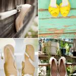Свадебная обувь в необычном