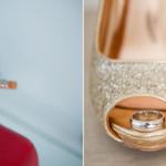 Спрячь обручальные кольца в туфельки