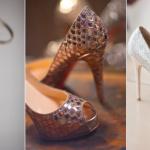 Фокусируемся на деталях свадебной обуви