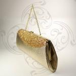 В 2012 году золотой блеск снова в моде