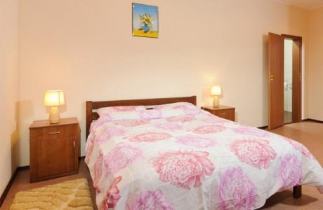 Номер в мини-отеле «На Лукьяновке»
