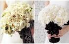 Шикарные букеты невесты