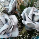 Из купюр можно сделать цветы
