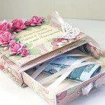 Шикарная коробочка для денег