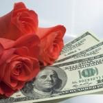 Деньги и цветы - отличное соседство!