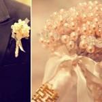 Жених и невеста - стиль один