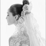 Нежное летящее кружево для невесты