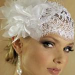 Ретро-стиль элегантной невесты