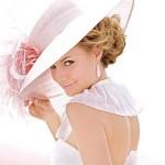 Невеста из прошлого в розовых тонах