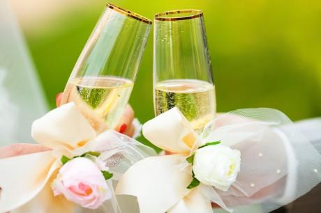 Подойдет шампанское