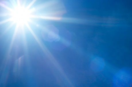 Луч солнца – не луч лампы