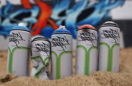Устройте состязания по граффити