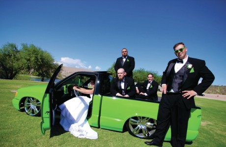 Идеи для свадьбы в стиле хип-хоп