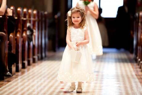 Дети на свадьбе - обязанности