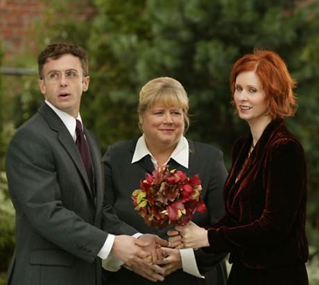Осенняя свадьба Миранды