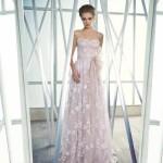 Элегантное стильное платье для нежной и трогательной невесты
