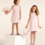 Выбирай аксессуары в цвет платья юной гостьи