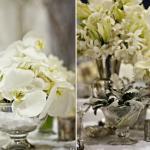 Украшай праздничный стол белоснежными цветами!