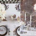 Свечи и цветы как нельзя лучше украсят стол на свадьбе