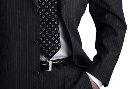 Как носить ремень на свадьбе?