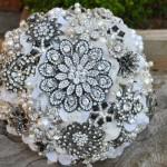 Белоснежная свадьба - белоснежный букет невесты
