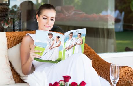 Невеста с обложки