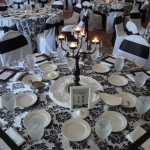 Строгая классика для свадьбы