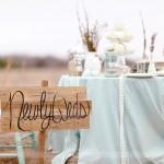 Нежные цвета в декоре свадьбы