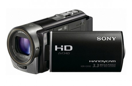 Видеокамера Sony HDR-CX160