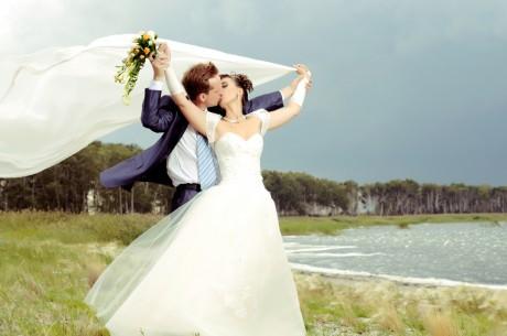 Mы выбираем место свадебной съемки