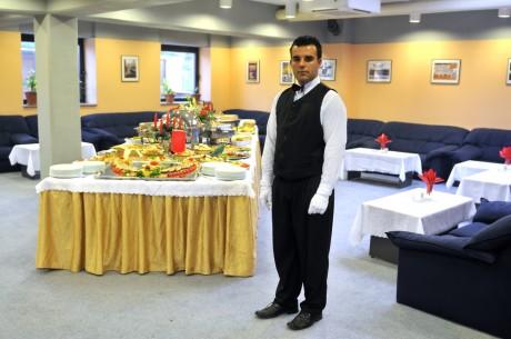 Свадебный банкет в гостинице