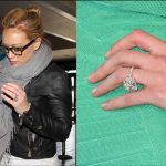 Хилари Дафф и ее обручальное кольцо