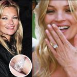 Самая известная топ-модель со своим долгожданным обручальным кольцом