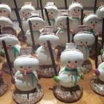 Армия вкусных снеговиков