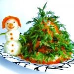 Немного зелени, цукатов и сладкого сыра для свадебного блюда