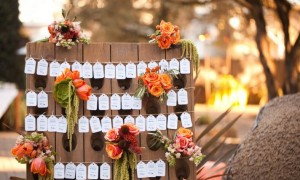 creative-wedding-reception-ideas-escort-cards-display-1__full