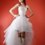 Модный свадебный тренд 2012