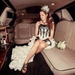 Какая очаровательная невеста!